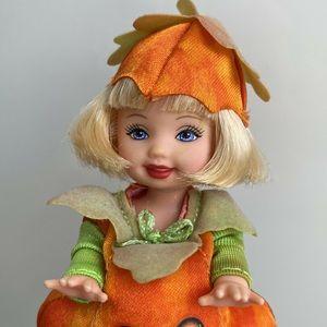2003 Halloween Party Pumpkin Barbie
